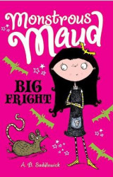 Omslag - Monstrous Maud: Big Fright