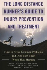 Omslag - The Long Distance Runner's Guide to Injury Prevention and Treatment