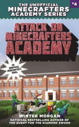 Omslag - Attack on Minecrafters Academy