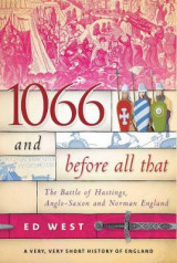 Omslag - 1066 and Before All That