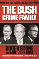 Omslag - The Bush Crime Family
