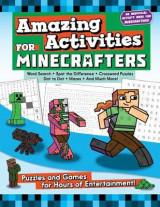 Omslag - Amazing Activities for Minecrafters