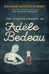 Omslag - The Disappearance of Adele Bedeau
