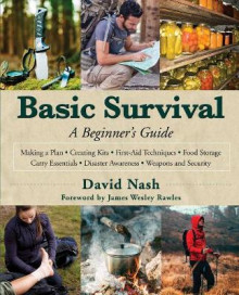 Basic Survival av David Nash (Innbundet)