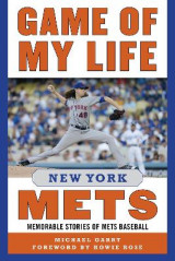 Omslag - Game of My Life New York Mets