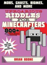 Omslag - Uproarious Riddles for Minecrafters