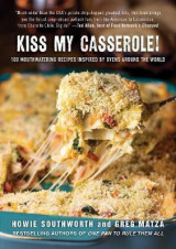 Omslag - Kiss My Casserole!
