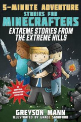 Omslag - Extreme Stories from the Extreme Hills