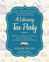 Omslag - A Literary Tea Party