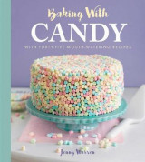Omslag - Baking with Candy
