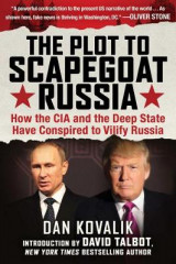 Omslag - The Plot to Scapegoat Russia