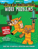 Omslag - Math for Minecrafters Word Problems: Grades 1-2