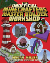 Omslag - The Unofficial Minecrafters Master Builder Workshop