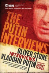 Omslag - The Putin Interviews