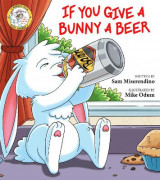 Omslag - If You Give a Bunny a Beer