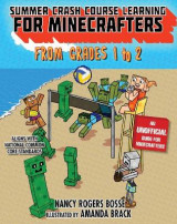 Omslag - Summer Bridge Learning for Minecrafters, Bridging Grades 1 to 2