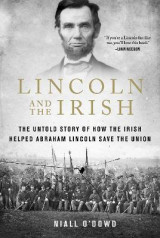 Omslag - Lincoln and the Irish