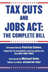 Omslag - Tax Cuts and Jobs ACT: The Complete Bill