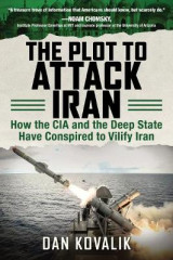Omslag - The Plot to Attack Iran