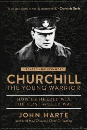 Churchill The Young Warrior av John Harte (Heftet)