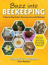 Omslag - Buzz Into Beekeeping
