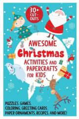 Omslag - Awesome Christmas Activities and Papercrafts for Kids