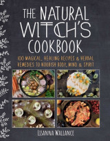 Omslag - The Natural Witch's Cookbook