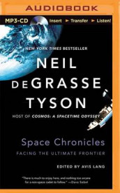 Space Chronicles av Neil Degrasse Tyson (Lydbok-CD)