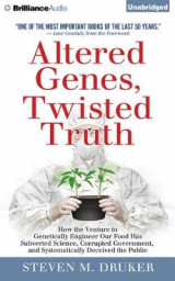 Omslag - Altered Genes, Twisted Truth