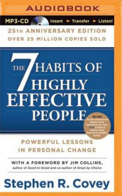 The 7 Habits of Highly Effective People av Stephen R. Covey (Lydbok-CD)
