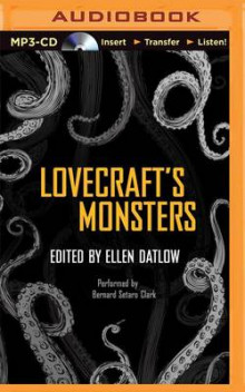 Lovecraft's Monsters av Neil Gaiman og Ellen Datlow (Editor) (Lydbok-CD)