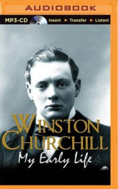 My Early Life av Sir Winston Churchill (Lydbok-CD)