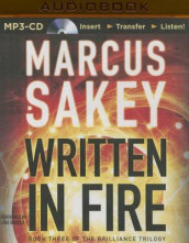 Written in Fire av Marcus Sakey (Lydbok-CD)