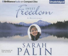 Sweet Freedom av Sarah Palin (Lydbok-CD)