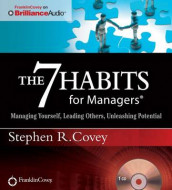 The 7 Habits for Managers av Stephen R. Covey (Lydbok-CD)