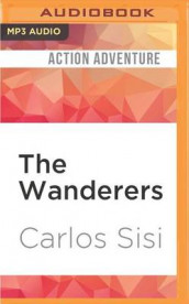 The Wanderers av Carlos Sisi (Lydbok-CD)
