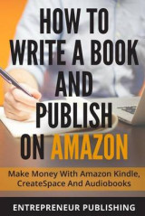 Omslag - How to Write a Book and Publish on Amazon
