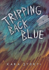 Omslag - Tripping Back Blue