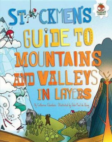 Stickmen's Guide to Mountains and Valleys in Layers av Catherine Chambers (Innbundet)