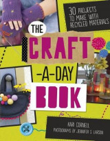 Omslag - The Craft-A-Day Book
