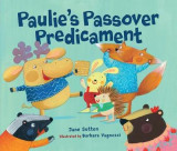 Omslag - Paulie's Passover Predicament