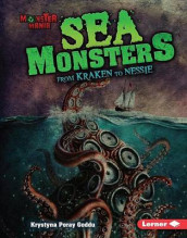Sea Monsters av Krystyna Poray Goddu (Innbundet)