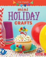 Omslag - Mini Holiday Crafts
