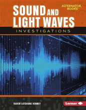 Key Questions in Physical Science: Sound and Light Waves Investigations av Karen Latchana Kenney (Innbundet)