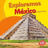 Omslag - Exploremos Mexico (Let's Explore Mexico)