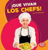 Omslag - Que Vivan Los Chefs! (Hooray for Chefs!)