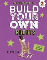 Omslag - Build Your Own Robots