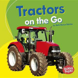 Omslag - Tractors on the Go