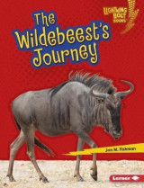 Omslag - The Wildebeest's Journey