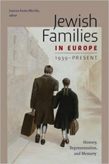 Omslag - Jewish Families in Europe, 1939-Present